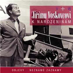 Jiřímu Voskovcovi k narozeninám - Jan Werich (Audiokniha)