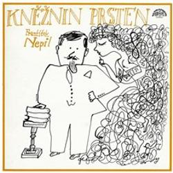 Kněžnin prsten - František Nepil (Audiokniha)