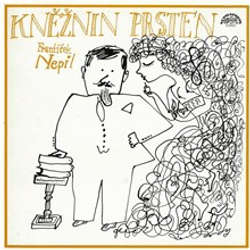 Audiokniha Kněžnin prsten - František Nepil - František Nepil