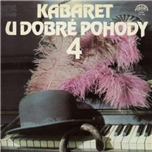 Audiokniha Kabaret U dobré pohody 4 - Miroslav Horníček - Miroslav Horníček