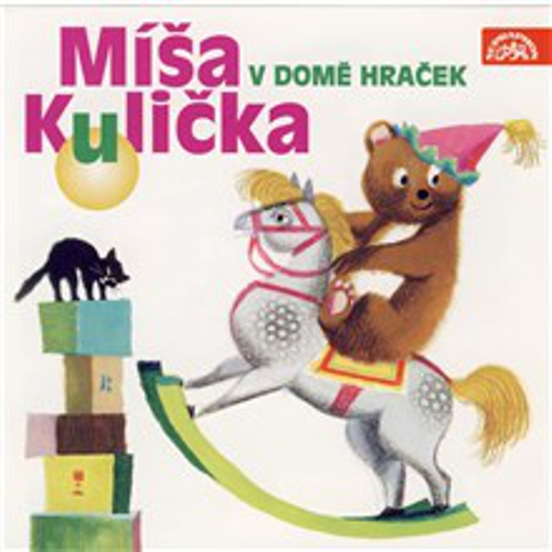 Míša Kulička v domě hraček - Tomáš Vondrovic (Audiokniha)