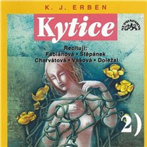 Audiokniha Kytice II - Karel Jaromír Erben - Miroslav Doležal