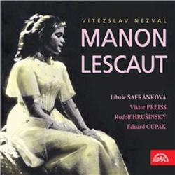 Manon Lescaut - Vítězslav Nezval (Audiokniha)