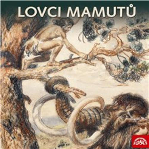 Audiokniha Lovci mamutů (komplet 3 alb) - Tomáš Vondrovic - Michal Pavlata