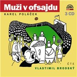 Muži v ofsajdu - Karel Poláček (Audiokniha)
