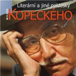 Literární a jiné poklesky Miloše Kopeckého - Miloš Kopecký (Audiokniha)