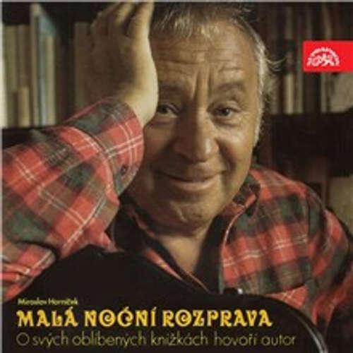 Audiokniha Malá noční rozprava - Miroslav Horníček - Miroslav Horníček