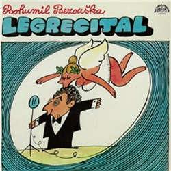 Audiokniha Legrecital - Bohumil Bezouška - Bohumil Bezouška