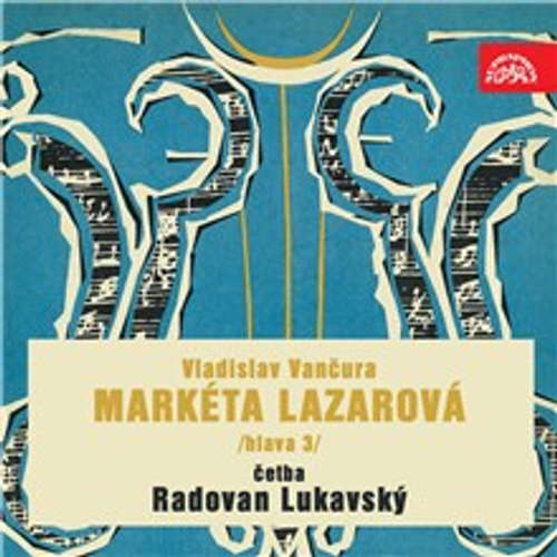 Audiokniha Markéta Lazarová (hlava 3) - Vladislav Vančura - Radovan Lukavský