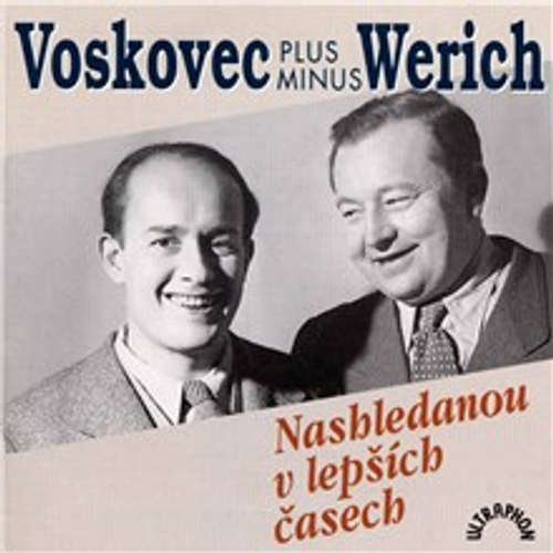 Audiokniha Nashledanou v lepších časech - Jan Werich - Jan Werich