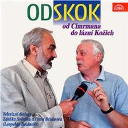 Audiokniha Odskok (od Cimrmana do Lázní Kožich) - Zdeněk Svěrák - Zdeněk Svěrák
