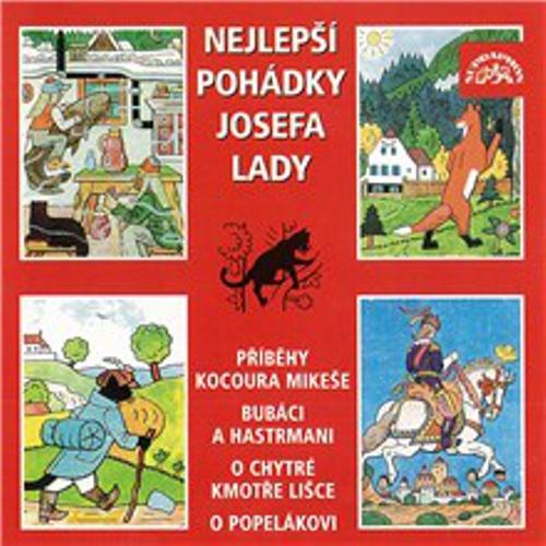 Nejlepší pohádky Josefa Lady