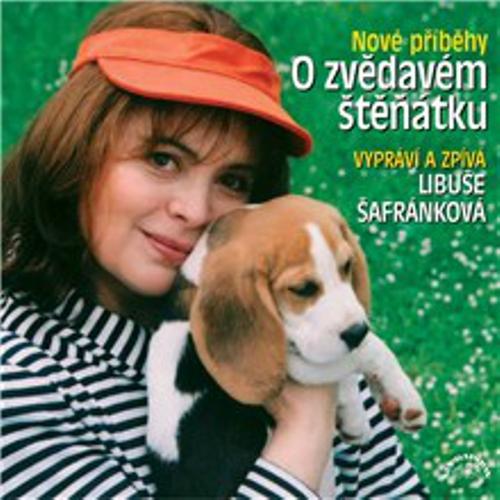 Nové příběhy o zvědavém štěňátku - Iva Hercíková (Audiokniha)