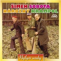 Nejlepší scénky - Miloslav Šimek (Audiokniha)