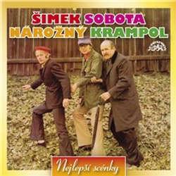 Audiokniha Nejlepší scénky - Miloslav Šimek - Petr Nárožný