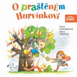 O praštěném Hurvínkovi - Helena Štáchová (Audiokniha)