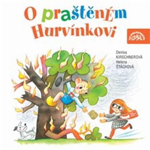 Audiokniha O praštěném Hurvínkovi - Helena Štáchová - Václav Postránecký