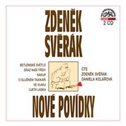 Nové povídky - 6 povídek - Zdeněk Svěrák (Audiokniha)
