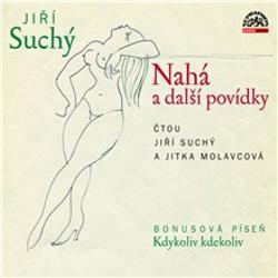 Nahá a další povídky - Jiří Suchý (Audiokniha)