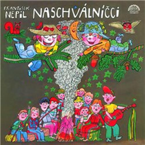 Naschválníčci - František Nepil (Audiokniha)