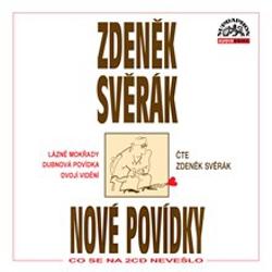 Nové povídky - Co se nevešlo - Zdeněk Svěrák (Audiokniha)
