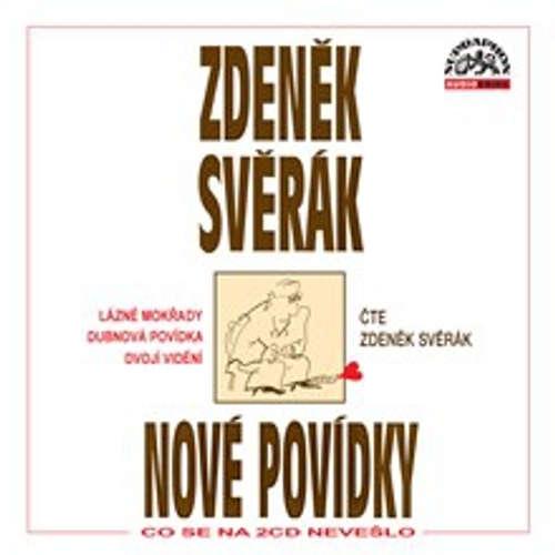 Audiokniha Nové povídky - Co se nevešlo - Zdeněk Svěrák - Zdeněk Svěrák