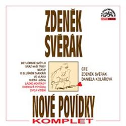 Nové povídky (komplet) - Zdeněk Svěrák (Audiokniha)