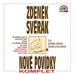 Audiokniha Nové povídky (komplet) - Zdeněk Svěrák - Daniela Kolářová
