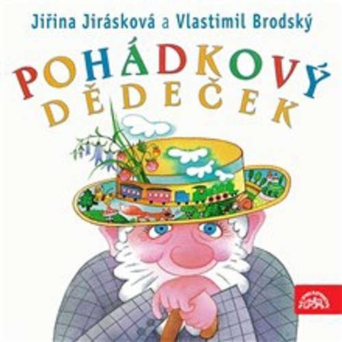 Audiokniha Pohádkový dědeček - Eduard Petiška - Vlastimil Brodský