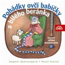 Audiokniha Pohádky ovčí babičky a bílého beránka - Pavel Cmíral - Jiřina Bohdalová