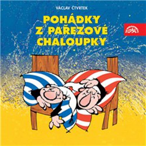 Pohádky z pařezové chaloupky - Václav Čtvrtek (Audiokniha)