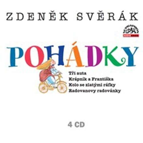 Audiokniha Pohádky - Zdeněk Svěrák - Boris Rösner