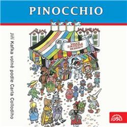Pinocchio - Jiří Kafka (Audiokniha)