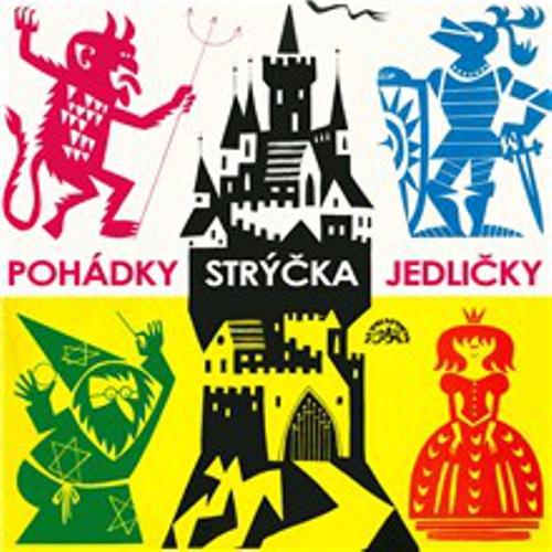 Pohádky strýčka Jedličky - František Nepil (Audiokniha)