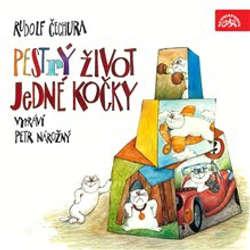 Audiokniha Pestrý život jedné kočky - Rudolf Čechura - Petr Nárožný