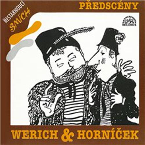 Předscény - Jan Werich (Audiokniha)