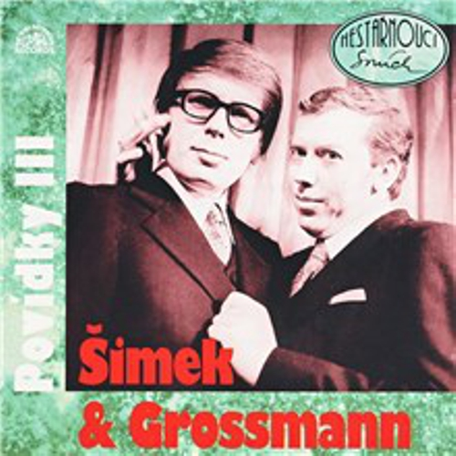 Povídky Šimka a Grossmanna 3 - Miloslav Šimek (Audiokniha)