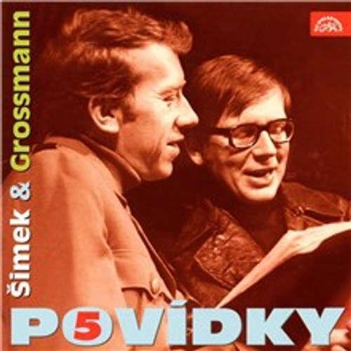 Audiokniha Povídky Šimka a Grossmanna 5 - Miloslav Šimek - Miloslav Šimek