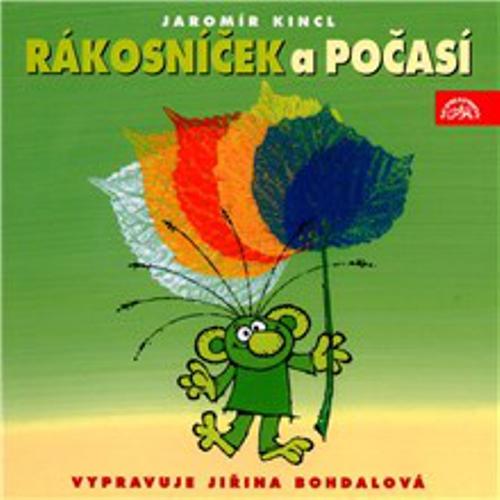 Rákosníček a počasí - Jaromír Kincl (Audiokniha)