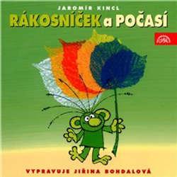 Audiokniha Rákosníček a počasí - Jaromír Kincl - Jiřina Bohdalová