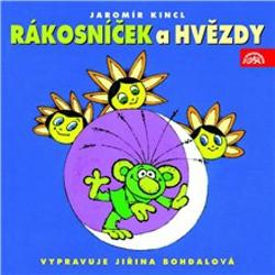 Rákosníček a hvězdy - Jaromír Kincl (Audiokniha)