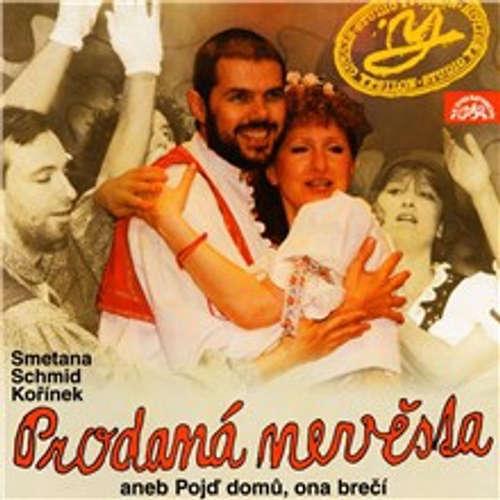 Audiokniha Prodaná nevěsta aneb Pojď domů, ona brečí - Miroslav Kořínek - Jiří Lábus