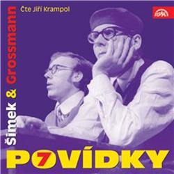 Povídky Šimka a Grosmanna 7 - Miloslav Šimek (Audiokniha)