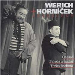 Audiokniha Předscény - Jan Werich - Miroslav Horníček