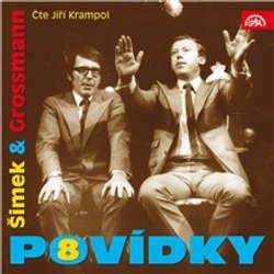 Audiokniha Povídky Šimka a Grosmanna 8 - Miloslav Šimek - Jiří Krampol