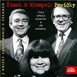 Povídky - Miloslav Šimek (Audiokniha)