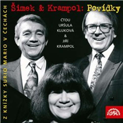 Audiokniha Povídky - Miloslav Šimek - Jiří Krampol