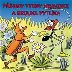 Příhody Ferdy Mravence a brouka Pytlíka - Ondřej Sekora (Audiokniha)