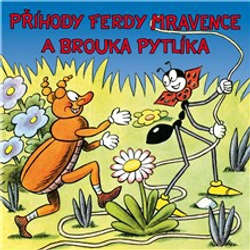 Audiokniha Příhody Ferdy Mravence a brouka Pytlíka - Ondřej Sekora - Soběslav Sejk