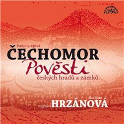 Pověsti českých hradů a zámků -  Lidová (Audiokniha)